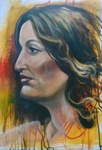 daniella portrait